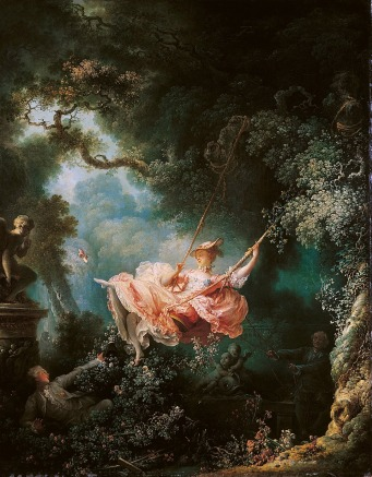 The Swing || Jean-Honoré Fragonard
