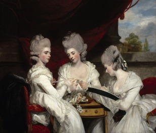 The ladies Waldegrave || Sir Joshua Reynolds